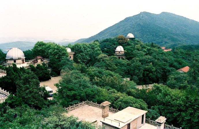 科大将与紫金山天文台共建天文与空间科学学院