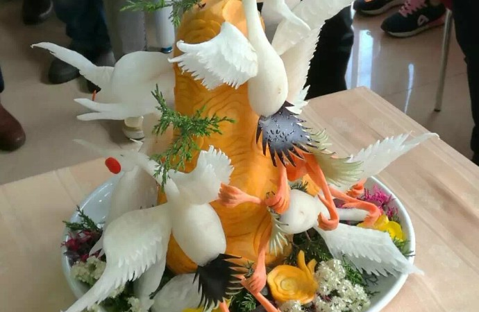 中国科大第三届美食节开幕