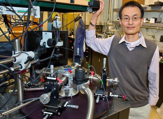 杨培东校友当选美国科学院院士